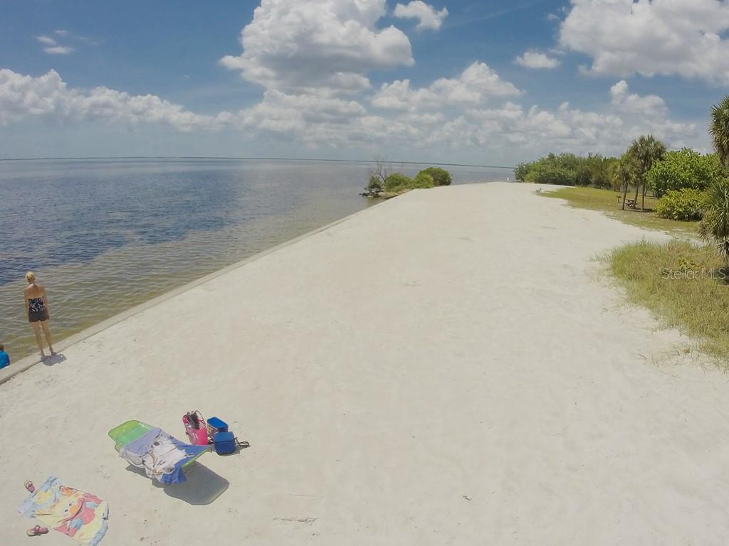 Enjoy the view from Ponce de Leon Park at the end of Punta Gorda Isles - great place to watch the sunset - Vacant Land for sale at 3567 Tripoli Blvd, Punta Gorda, FL 33950 - MLS Number is C7420403