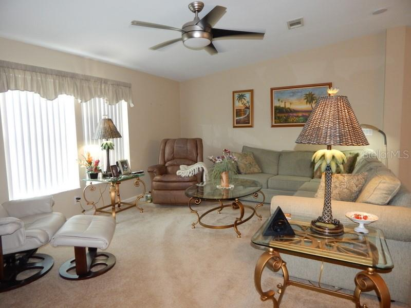 Living room - Manufactured Home for sale at 31 Freeman Ave, Punta Gorda, FL 33950 - MLS Number is C7420702