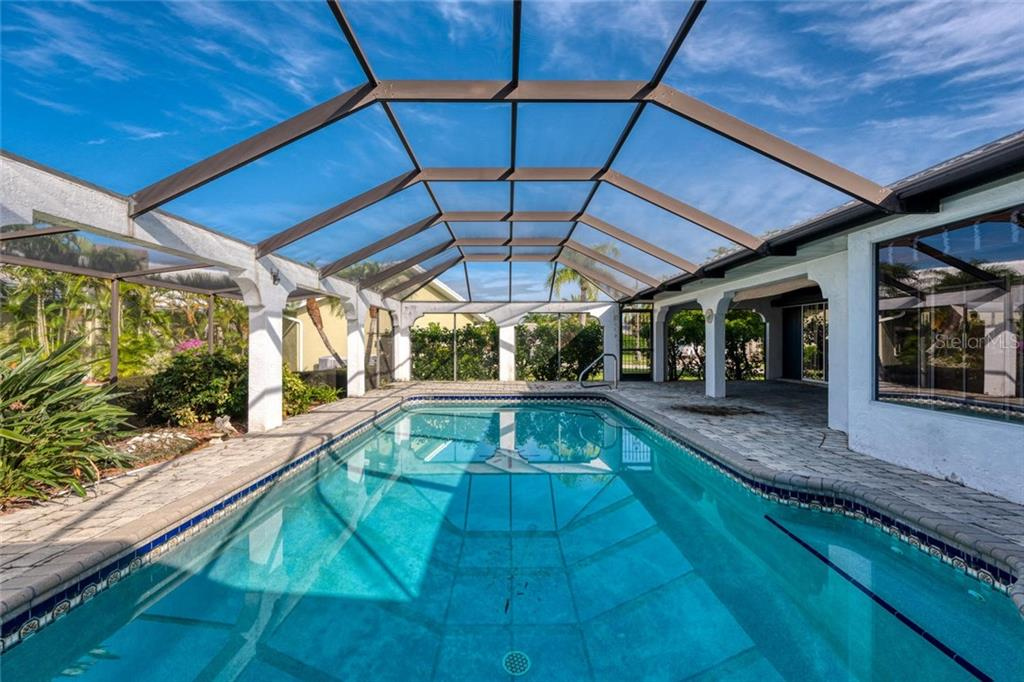 Amazing pool - Single Family Home for sale at 5001 Captiva Ct, Punta Gorda, FL 33950 - MLS Number is C7422558