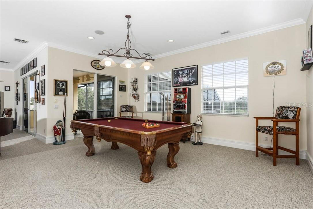 2ND FLOOR GAME ROOM OR 5TH BEDROOM - Single Family Home for sale at 3700 Como St, Port Charlotte, FL 33948 - MLS Number is C7425275
