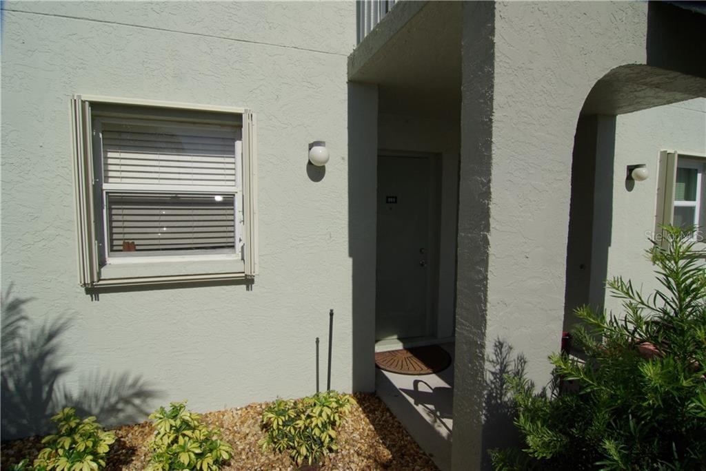 First Floor Entry. - Condo for sale at 25100 Sandhill Blvd #X-101, Punta Gorda, FL 33983 - MLS Number is C7428429