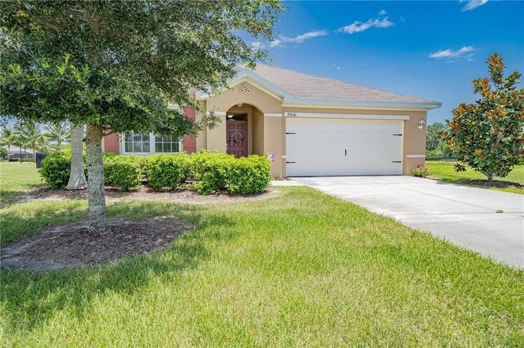 Lovely trees - Single Family Home for sale at 25041 Lalique Pl, Punta Gorda, FL 33950 - MLS Number is C7430423