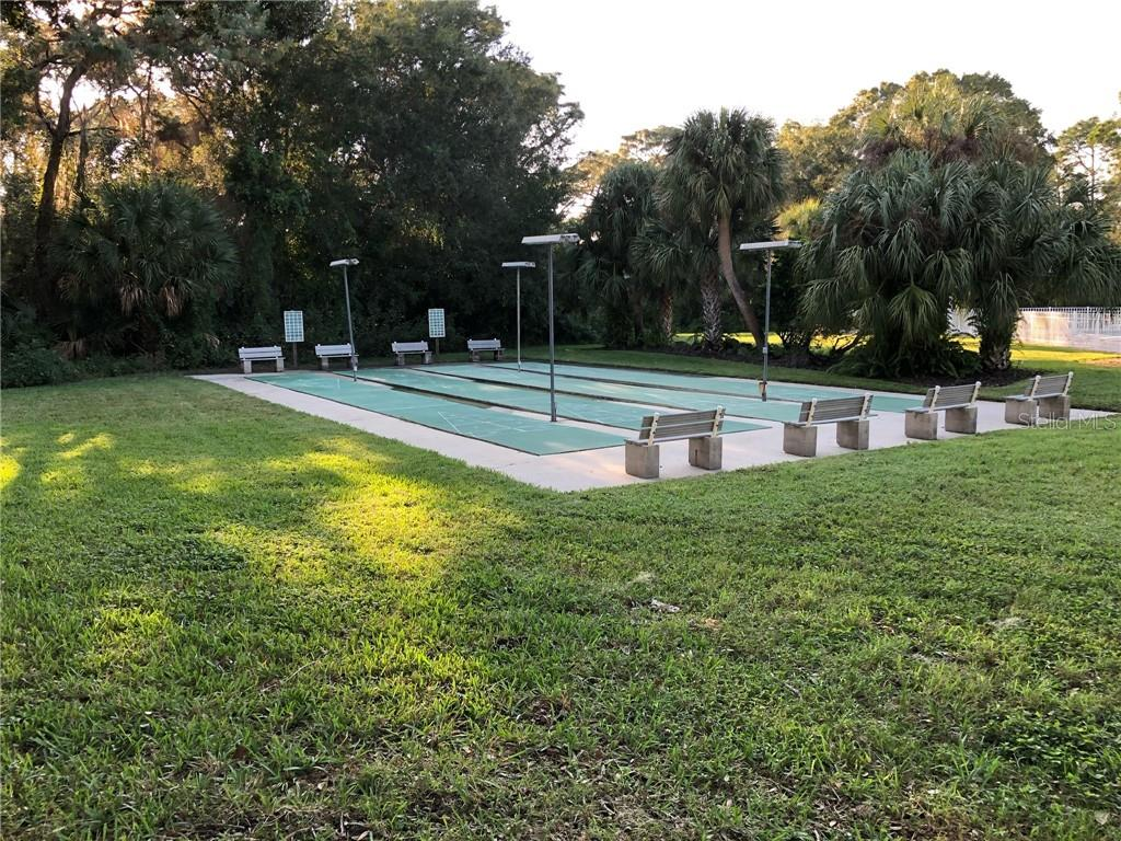 Community Shuffle Board Courts - Single Family Home for sale at 1302 Pinebrook Way, Venice, FL 34285 - MLS Number is C7435367