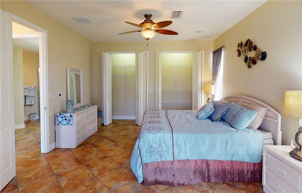 1st floor guest bedroom. - Single Family Home for sale at 4245 Spire St, Port Charlotte, FL 33981 - MLS Number is C7437570