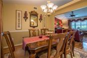 Beautifully appointed dining room - Single Family Home for sale at 7353 S Plum Tree, Punta Gorda, FL 33955 - MLS Number is C7242349