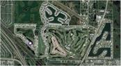 Aerial View - Vacant Land for sale at 12779 Sw Pembroke Cir, Lake Suzy, FL 34269 - MLS Number is C7433422