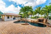 Cabana can convert to a guest house or exercise room - Single Family Home for sale at 7440 Riverside Dr, Punta Gorda, FL 33982 - MLS Number is C7436263