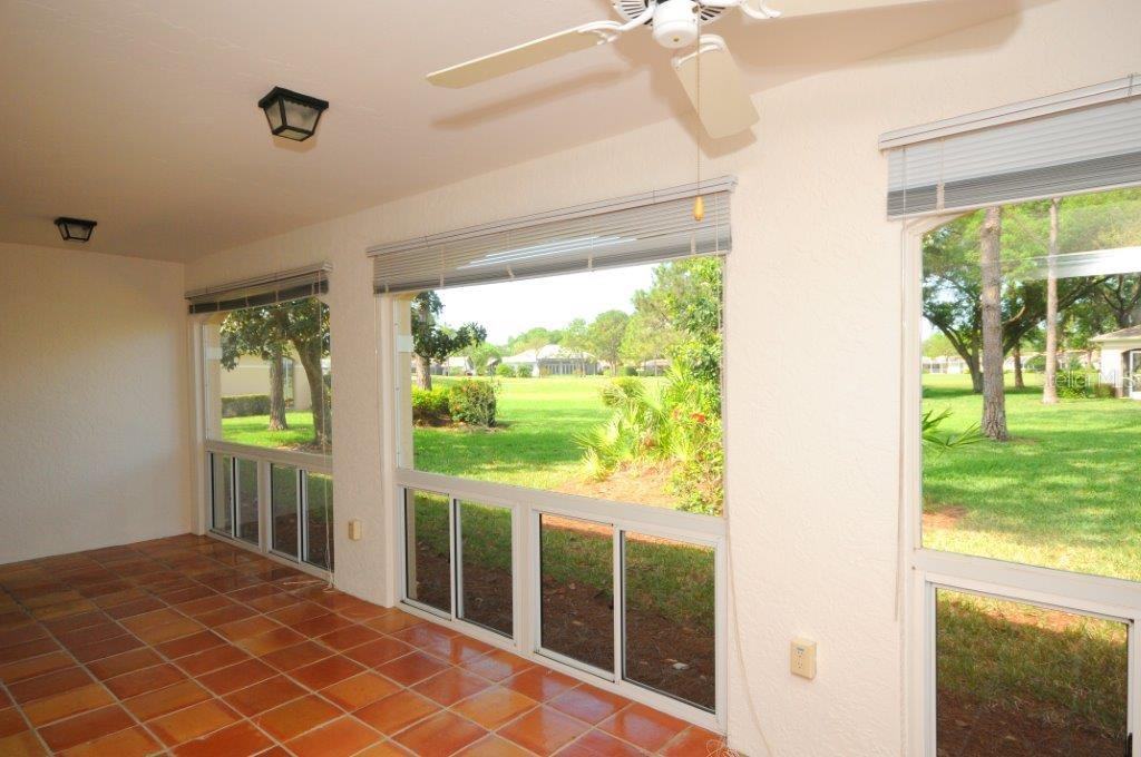 Enclosed lanai - Villa for sale at 5510 Chanteclaire #46, Sarasota, FL 34235 - MLS Number is A4156527