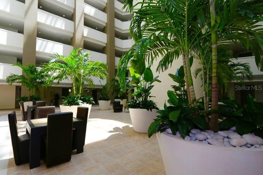 common area on the 6th floor - Condo for sale at 1771 Ringling Blvd #1108, Sarasota, FL 34236 - MLS Number is A4162718