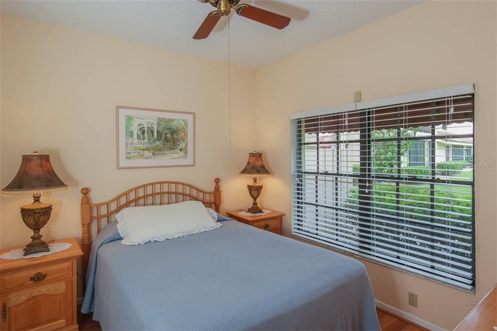 2nd bedroom - Condo for sale at 7631 Fairway Woods Dr #601, Sarasota, FL 34238 - MLS Number is A4168292