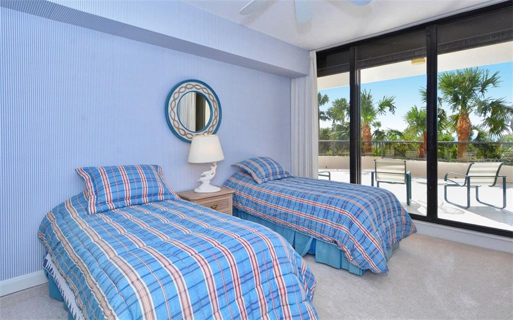 3rd Bedroom - Condo for sale at 535 Sanctuary Dr #c108, Longboat Key, FL 34228 - MLS Number is A4172623