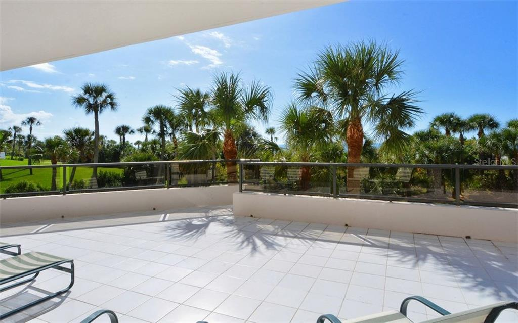 Terrace with Gulf Views! - Single Family Home for sale at 535 Sanctuary Dr #c108, Longboat Key, FL 34228 - MLS Number is A4172623
