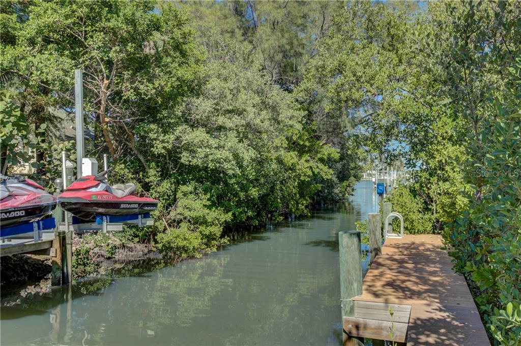 canal - Single Family Home for sale at 569 Juan Anasco Dr, Longboat Key, FL 34228 - MLS Number is A4173741
