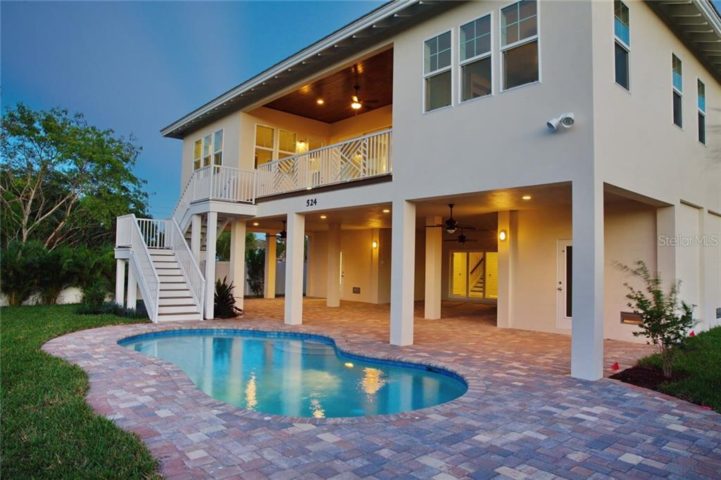 Single Family Home for sale at 524 Villa Rosa Way, Anna Maria, FL 34216 - MLS Number is A4173954