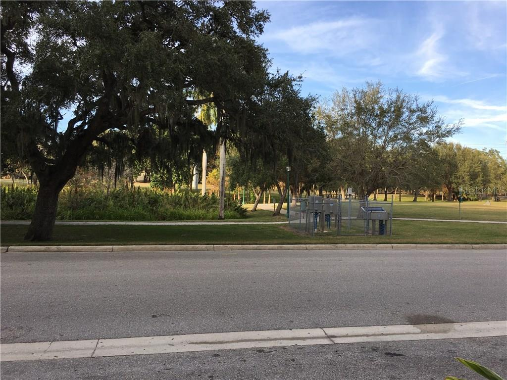 There are walking paths and historic buildings located in Pioneer Park on 11st Street. - Condo for sale at 1064 N Tamiami Trl #1131, Sarasota, FL 34236 - MLS Number is A4174927