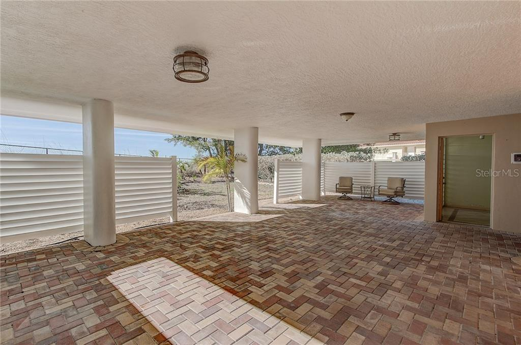 1st Floor Patio - Single Family Home for sale at 811 N Shore Dr, Anna Maria, FL 34216 - MLS Number is A4178184