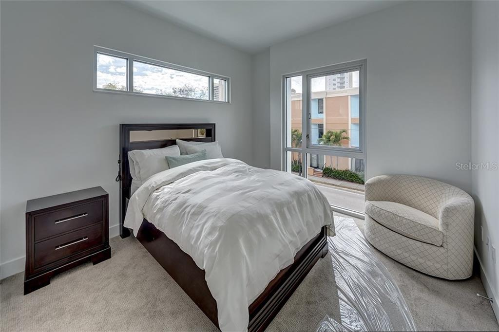 GUEST BED ROOM - Condo for sale at 635 S Orange Ave #205, Sarasota, FL 34236 - MLS Number is A4181970