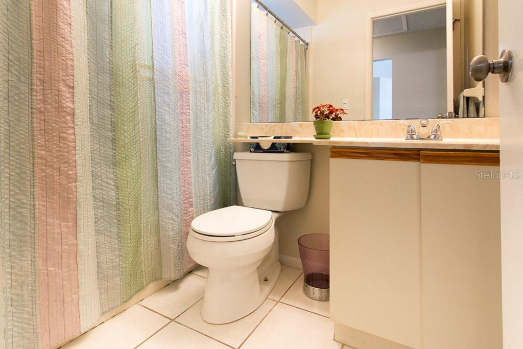 Guest Bathroom - Single Family Home for sale at 3948 37th Street Ct W, Bradenton, FL 34205 - MLS Number is A4184874