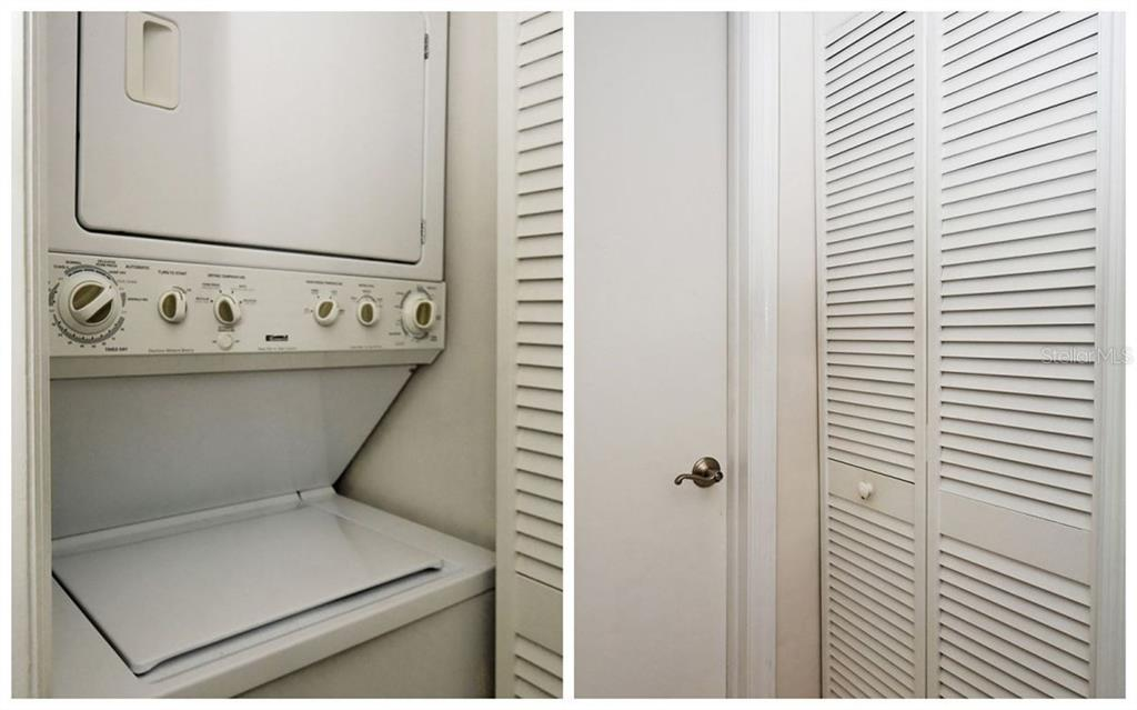 In the Condo Stackable Washer/ Dryer - Condo for sale at 4330 Falmouth Dr #307, Longboat Key, FL 34228 - MLS Number is A4187329