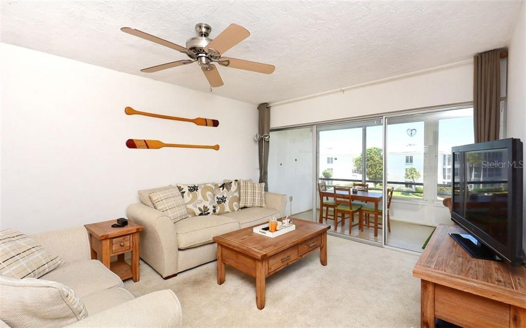 Living Room - Condo for sale at 4330 Falmouth Dr #307, Longboat Key, FL 34228 - MLS Number is A4187329