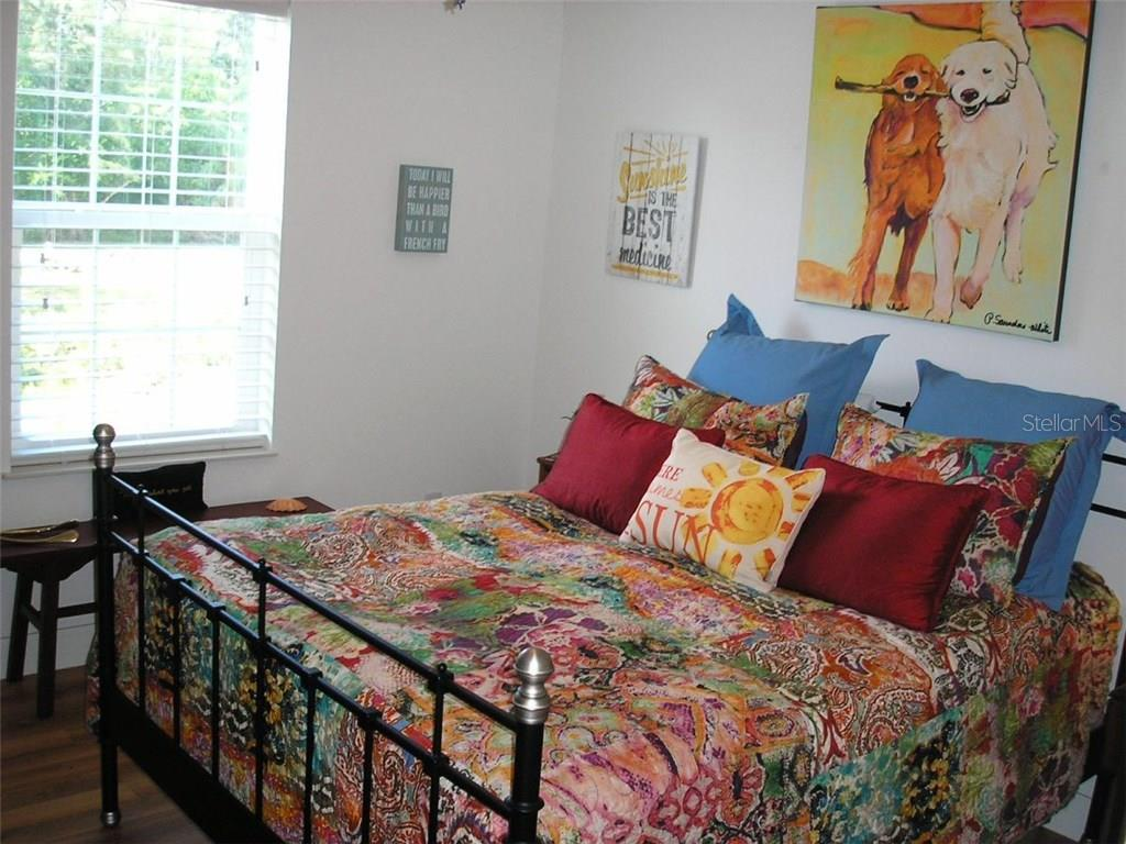 GUEST BEDROOM - Single Family Home for sale at 591 Cedar St, Longboat Key, FL 34228 - MLS Number is A4187813