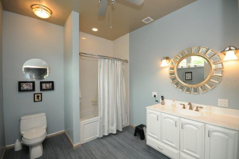 Master bathroom designed for energy and water-use efficiency. Gas instant water heater for each side of the house. - Single Family Home for sale at 3319 Mayflower St, Sarasota, FL 34231 - MLS Number is A4189488