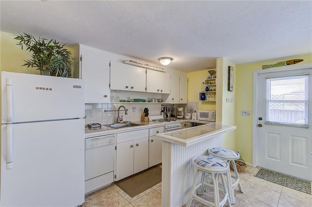 Kitchen #A - Duplex/Triplex for sale at 5606 Carissa St #a & B, Holmes Beach, FL 34217 - MLS Number is A4192106