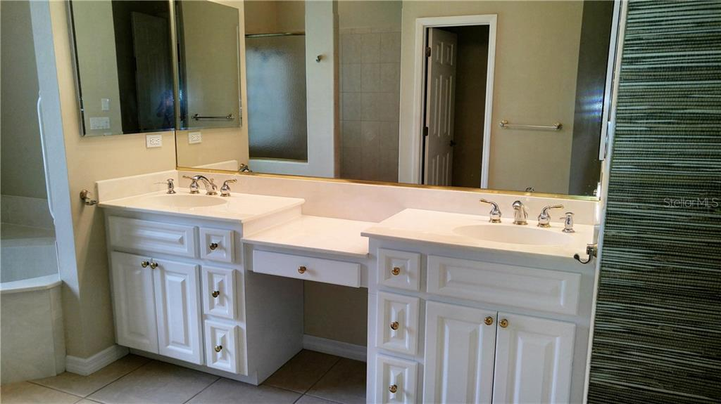 Master Bath - Single Family Home for sale at Address Withheld, Venice, FL 34293 - MLS Number is A4192278