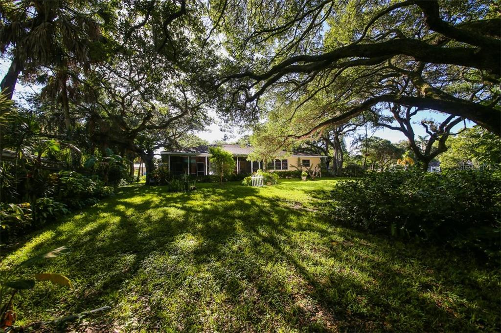 Second Floor Plan - Single Family Home for sale at 1820 S Orange Ave, Sarasota, FL 34239 - MLS Number is A4193816