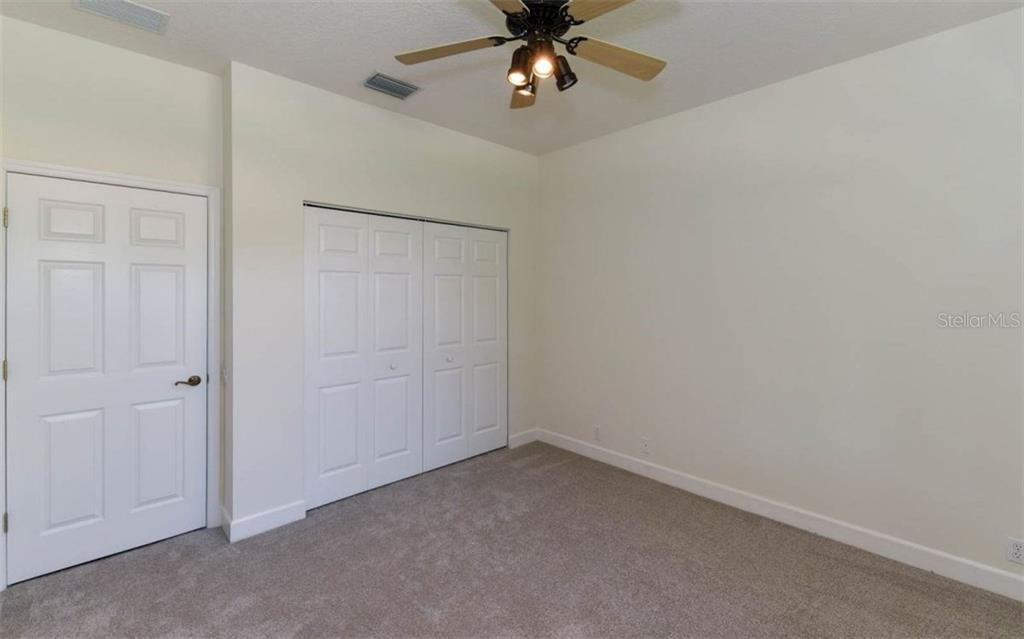 second bedroom - Single Family Home for sale at 8712 54th Ave E, Bradenton, FL 34211 - MLS Number is A4196623