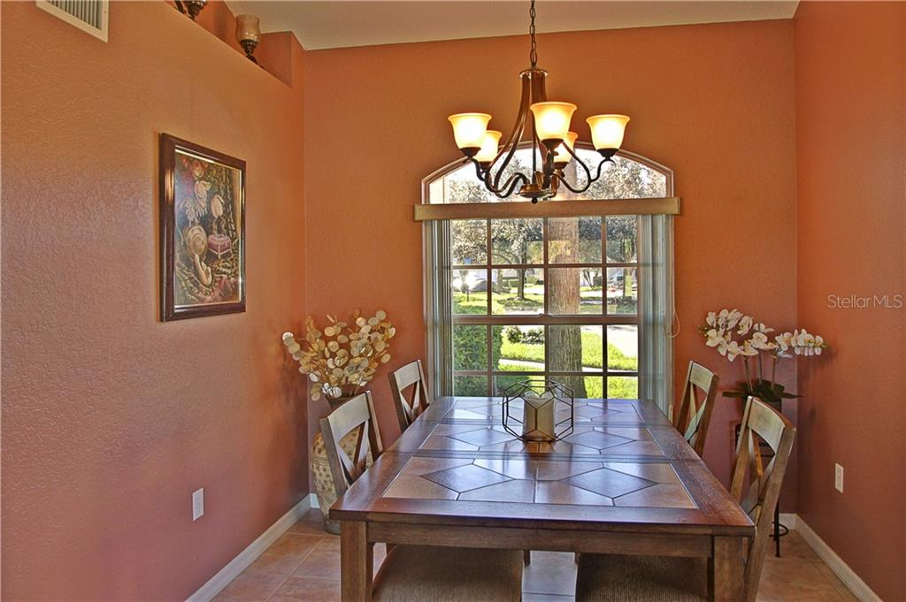 Dining Room - Condo for sale at 7212 Cedar Hollow Cir #101, Bradenton, FL 34203 - MLS Number is A4200795
