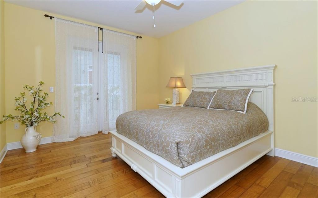 Guest Bedroom 1 - Single Family Home for sale at 1746 Hillview St, Sarasota, FL 34239 - MLS Number is A4202985