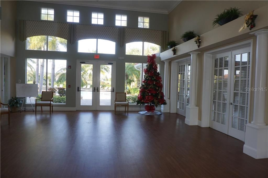Clubhouse - Single Family Home for sale at 508 Marsh Creek Rd, Venice, FL 34292 - MLS Number is A4204933
