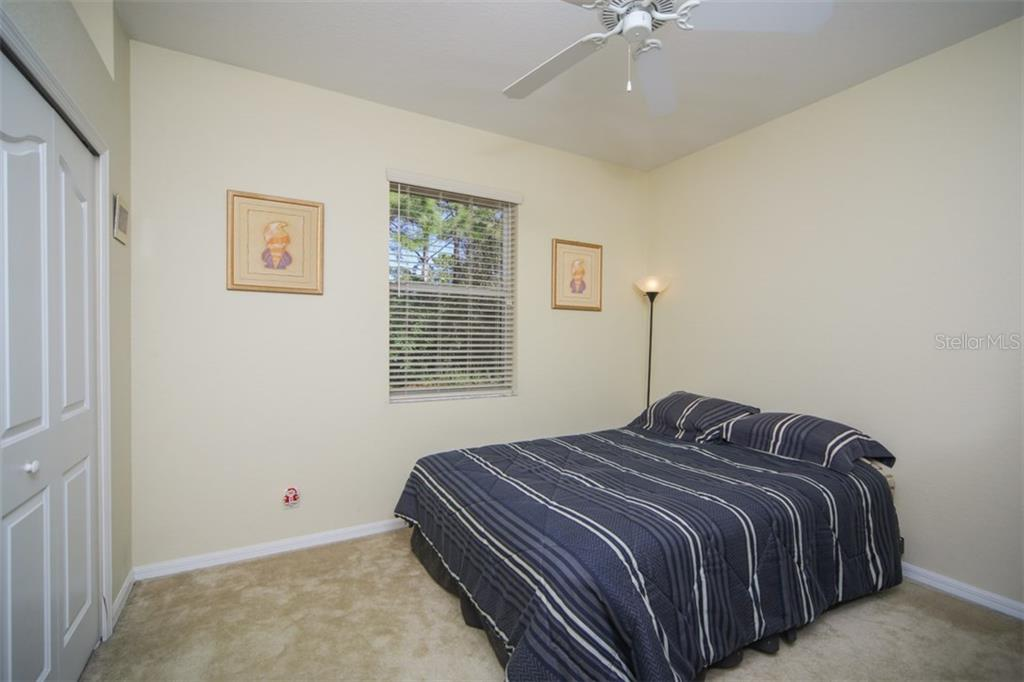 2nd Bedroom - Single Family Home for sale at 1876 Bushnell Ave, North Port, FL 34286 - MLS Number is A4207073