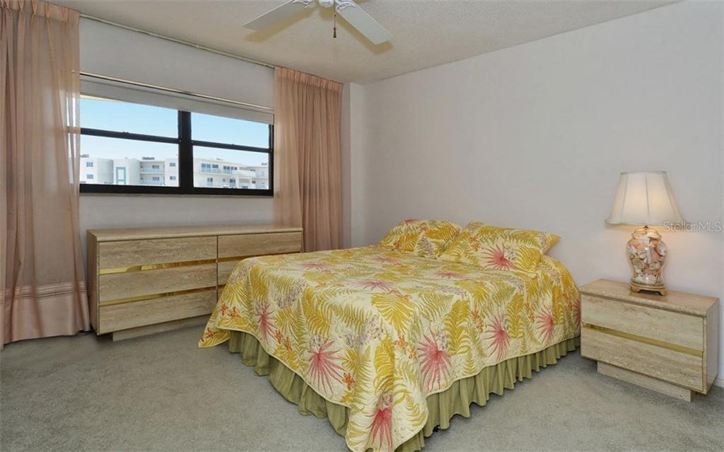 Bedroom 2 - Condo for sale at 5790 Midnight Pass Rd #704, Sarasota, FL 34242 - MLS Number is A4208095