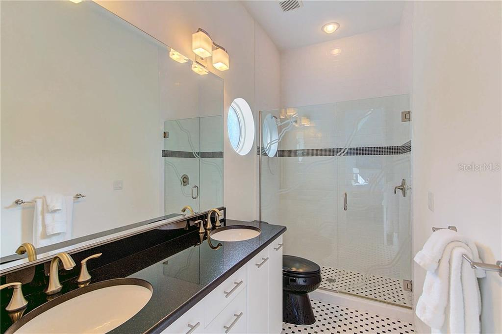 2nd Master Bath - Single Family Home for sale at 104 43rd St, Holmes Beach, FL 34217 - MLS Number is A4209338