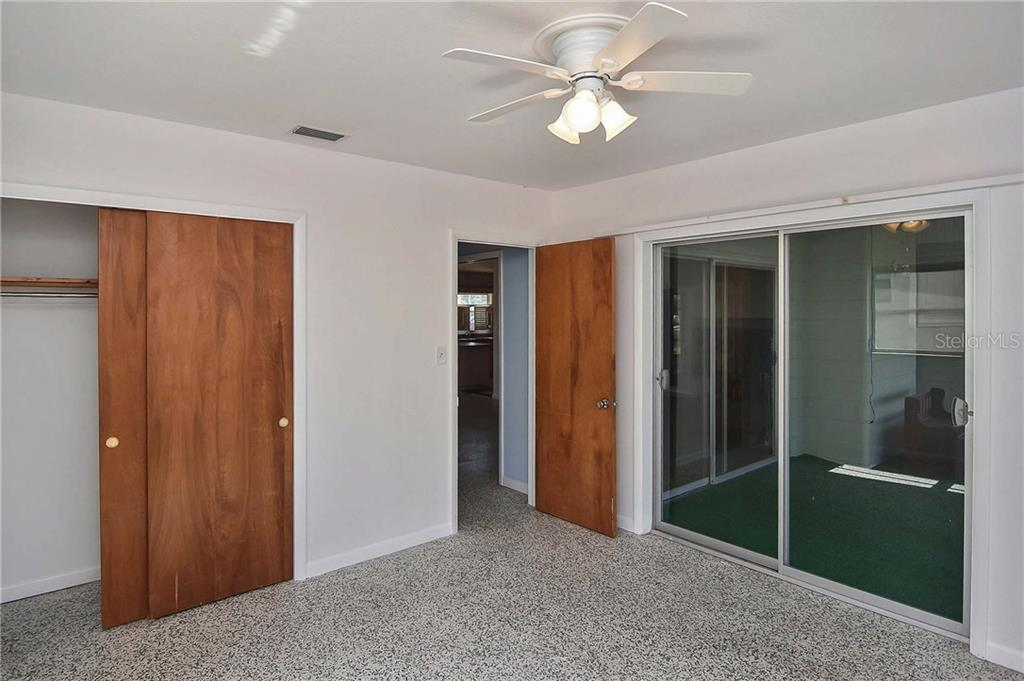 Bedroom 2 - Single Family Home for sale at 1953 Fairview Dr, Englewood, FL 34223 - MLS Number is A4213338
