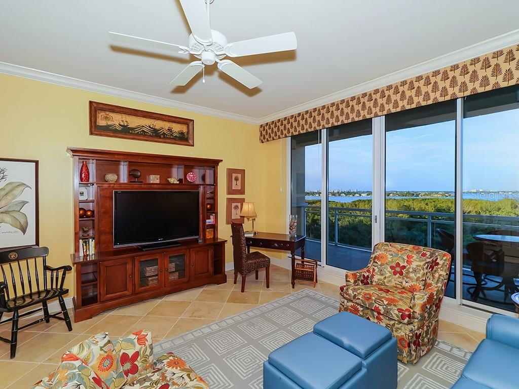 Office/Study - Condo for sale at 1300 Benjamin Franklin Dr #603, Sarasota, FL 34236 - MLS Number is A4213631