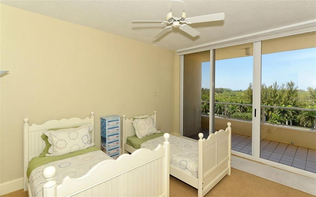 Bedroom suite #2 - Condo for sale at 3040 Grand Bay Blvd #252, Longboat Key, FL 34228 - MLS Number is A4402747