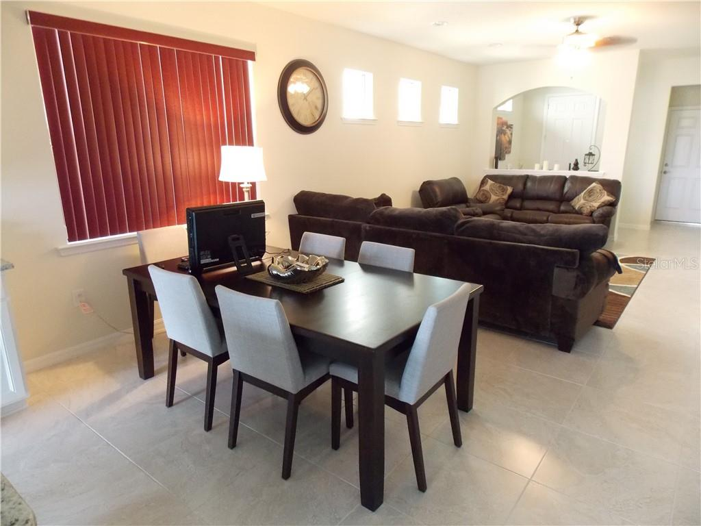 Dining room - Single Family Home for sale at 13845 Alafaya St, Venice, FL 34293 - MLS Number is A4405755