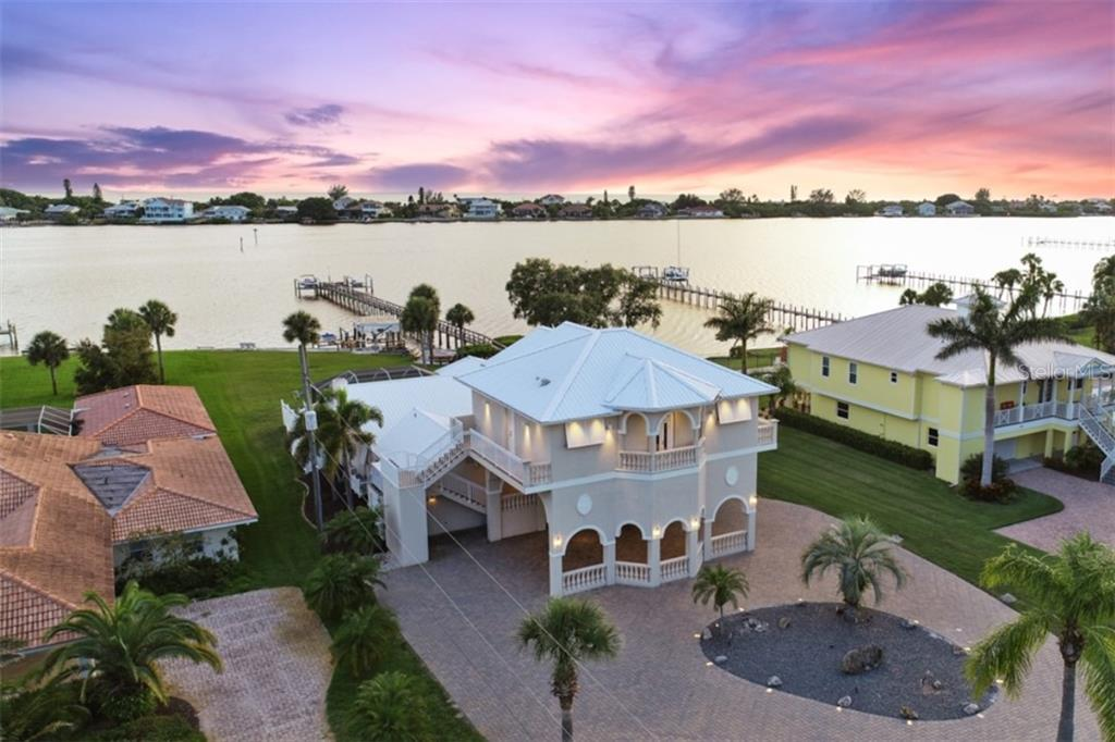 Beautiful Bay Views - Single Family Home for sale at 1778 Bayshore Dr, Englewood, FL 34223 - MLS Number is A4405962