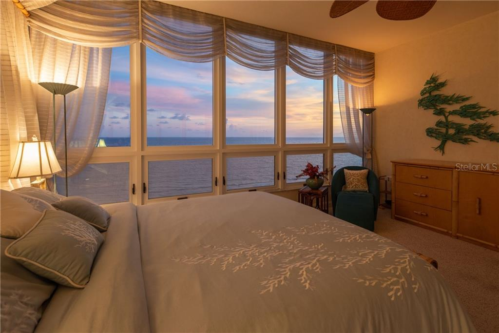 Master bedroom is a dream. - Condo for sale at 435 L Ambiance Dr #k806, Longboat Key, FL 34228 - MLS Number is A4406683