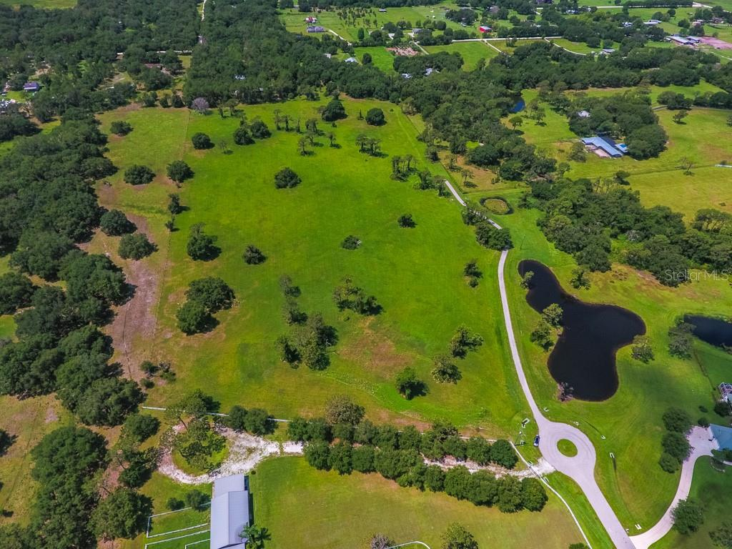 Lot 4 in the foreground and Lot 5 at the very back - Vacant Land for sale at Address Withheld, Sarasota, FL 34240 - MLS Number is A4408726