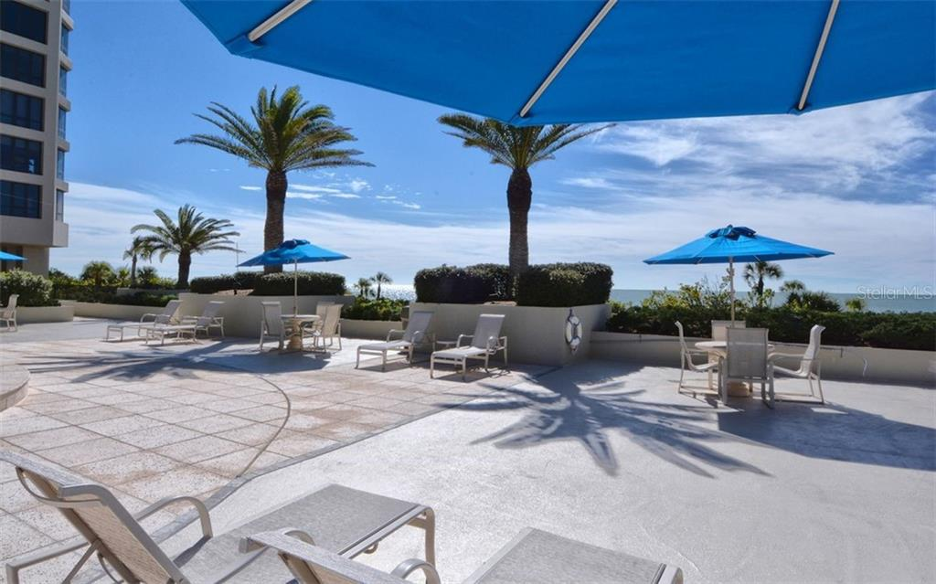 Pool Deck - Condo for sale at 1211 Gulf Of Mexico Dr #705, Longboat Key, FL 34228 - MLS Number is A4410234