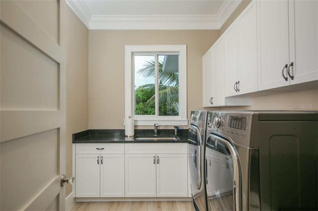 Laundry Room - Single Family Home for sale at 4847 Primrose Path, Sarasota, FL 34242 - MLS Number is A4415116
