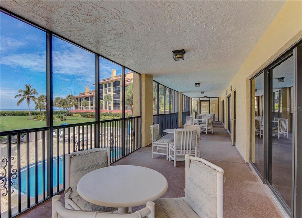 Clubhouse Overlooks Pool and Gulf - Condo for sale at 8750 Midnight Pass Rd #502c, Siesta Key, FL 34242 - MLS Number is A4416020
