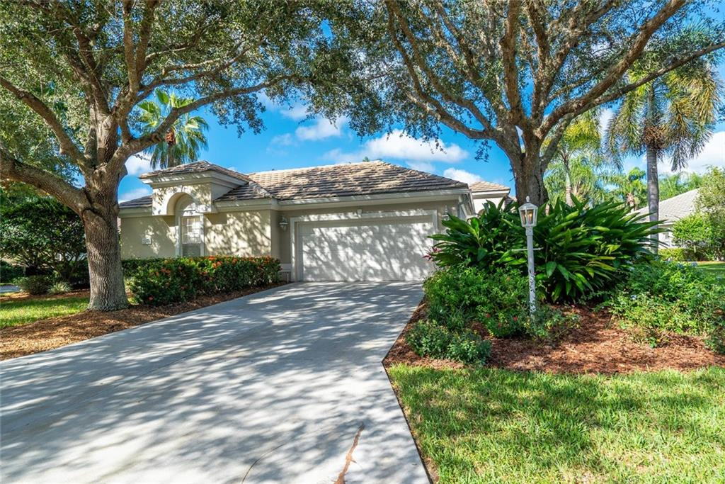Maintenance of the grounds, including irrigation system, is included in the quarterly association fees. - Single Family Home for sale at 7208 Kensington Ct, University Park, FL 34201 - MLS Number is A4416829
