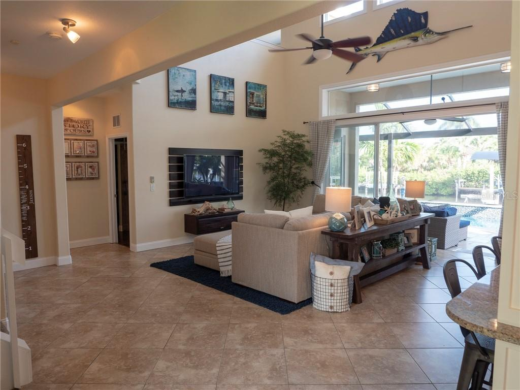 Be wowed as you come in the front door by this light, bright great room with soaring ceilings and wonderful water views. - Single Family Home for sale at 3803 5th Ave Ne, Bradenton, FL 34208 - MLS Number is A4417524