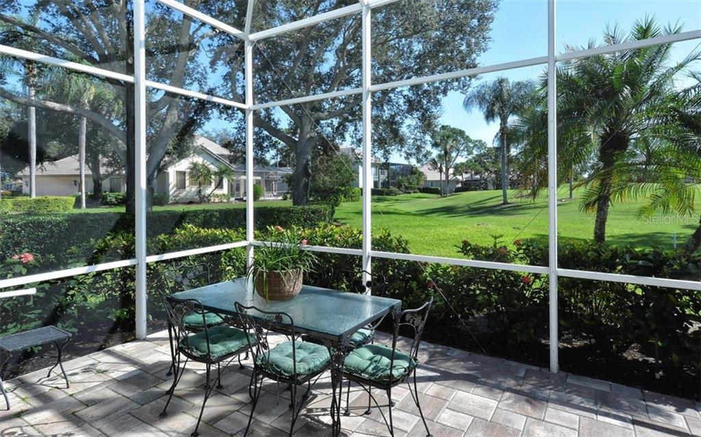 Lanai - Single Family Home for sale at 462 Sherbrooke Ct, Venice, FL 34293 - MLS Number is A4418225