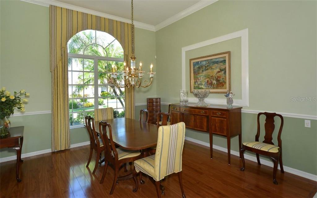 Dining room - Single Family Home for sale at 462 Sherbrooke Ct, Venice, FL 34293 - MLS Number is A4418225